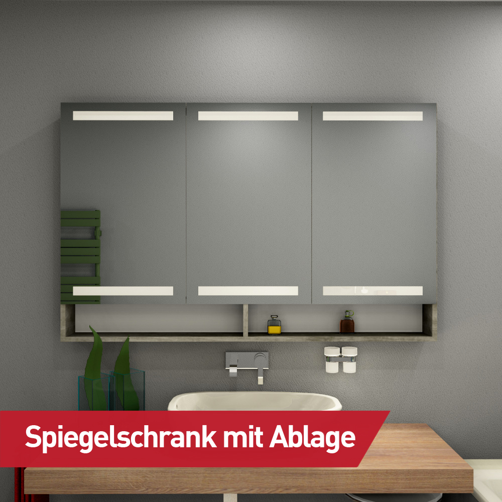 Spiegelschrank nach Mass made in Germany